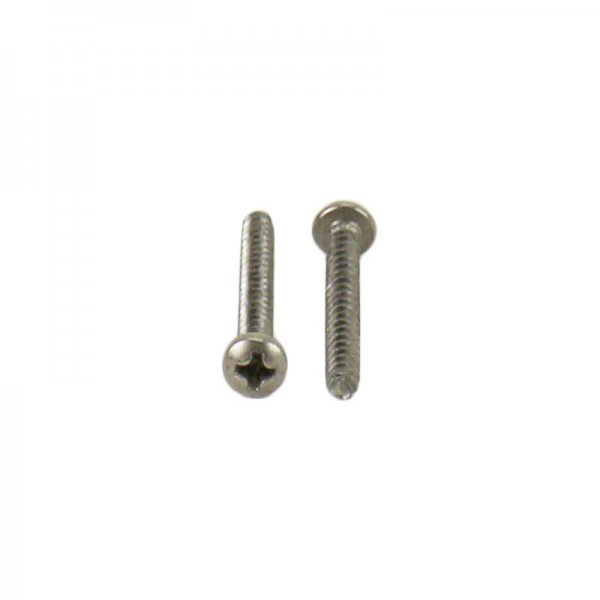 2 Pack Phillips Pan Head Screws