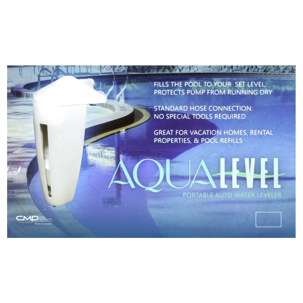 Aqua Level Water Leveller Automatic Pool Filling Hose Attachment Packaging