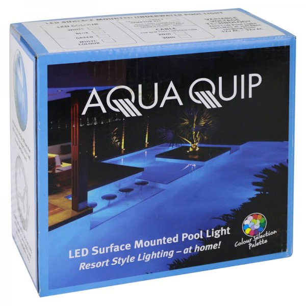 Aquaquip QC Retro LED Pool Light Box