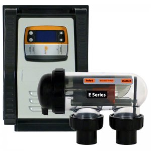 Astral E25 Salt Water Chlorinator Self Cleaning