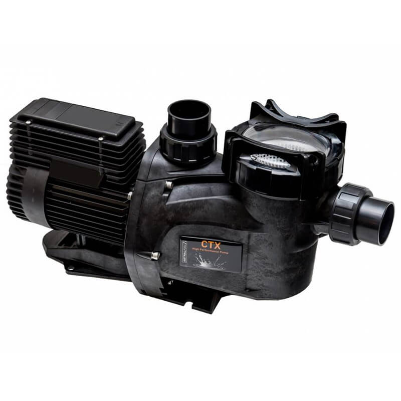 Astral Hurlcon CTX400 Pool Pump Angle