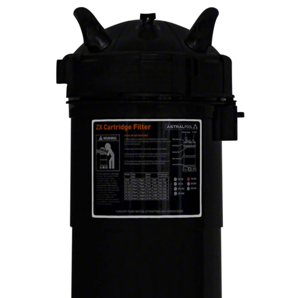 Astral Hurlcon Zx200 Pool Cartridge Filter 10044 Poolequip