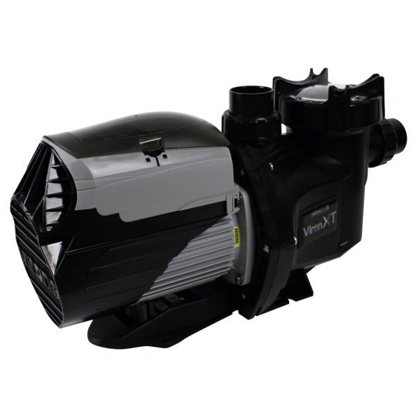 Astral P320 XT Variable Speed Pool Pump 9 Stars Rear Angle