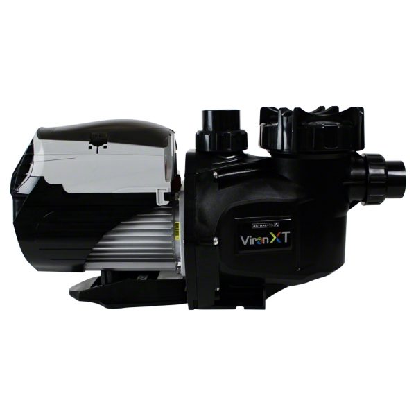 Astral P320 XT Variable Speed Pool Pump 9 Stars Side