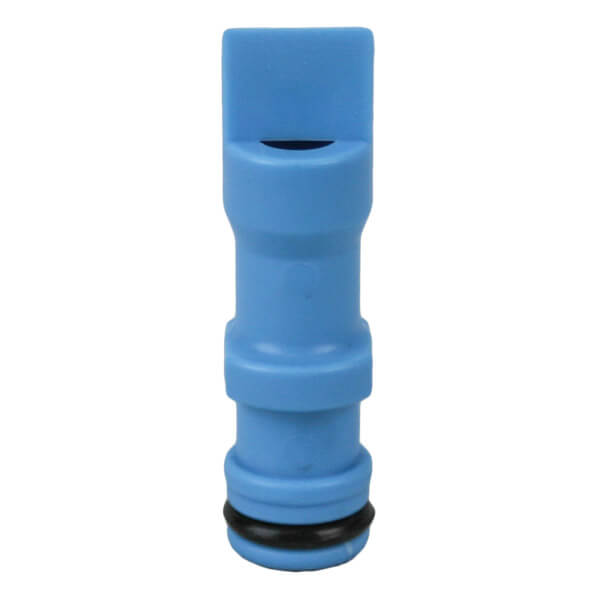 Cartridge Cleaner Nozzle Hose Attachment Blue