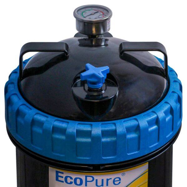 Davey Ecopure 100 Pool Cartridge Filter Q2203MN Top