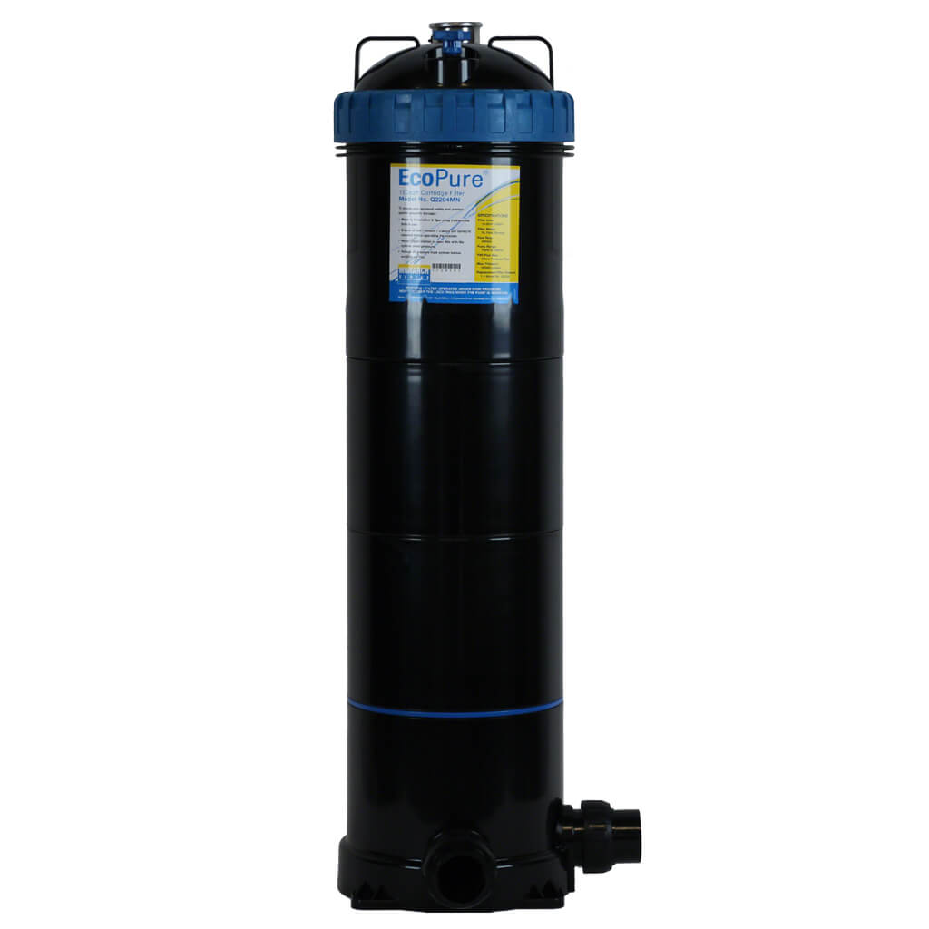 Davey Ecopure 150 Pool Cartridge Filter Q2204mn Poolequip