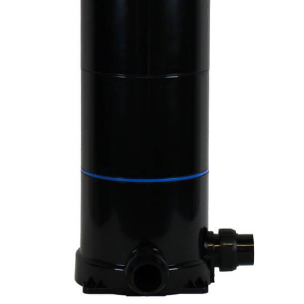 Davey Ecopure Pool Cartridge Filter Q2204MN Q2203MN Bottom Front