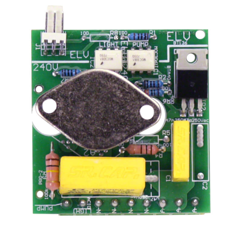 Davey Monarch Chloromatic ESCpH Pump PCB Circuit Board M1116SP
