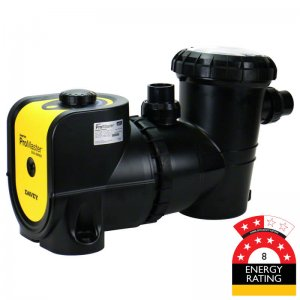 Davey ProMaster VSD 200 Pool Pump Rear