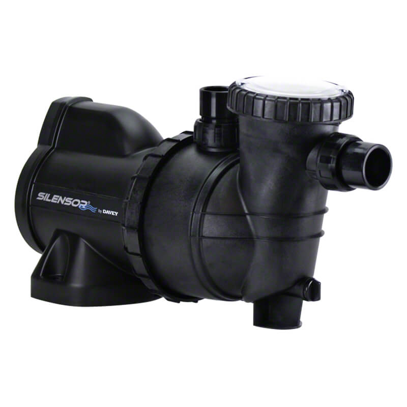 Davey Silensor SLS Water Cooled Silent Pool Pump Angle