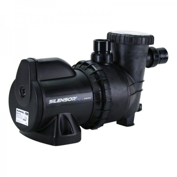 Davey Silensor SLS Water Cooled Silent Pool Pump Rear