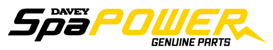 Davey Spa Power Genuine Parts From Poolequip