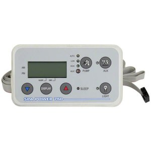 Davey Spa Power SP750 Control Touchpad - Rectangle