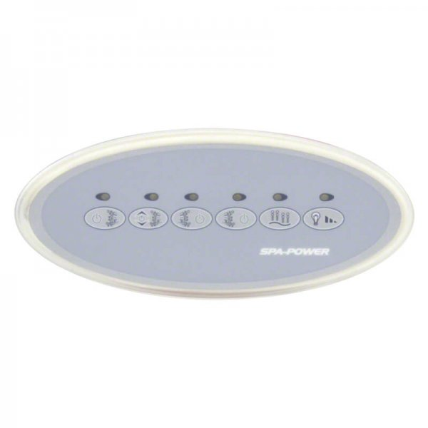 Davey Spa Power SP800 SP1200 Second Touchpad Front