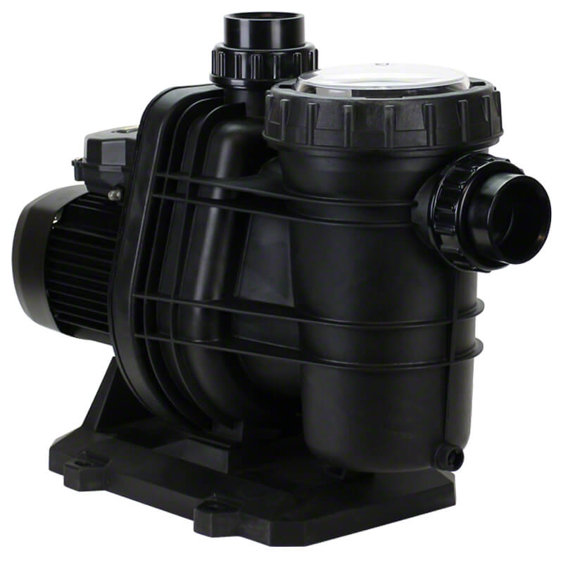 Davey Typhoon T Pool Pump Front Angle