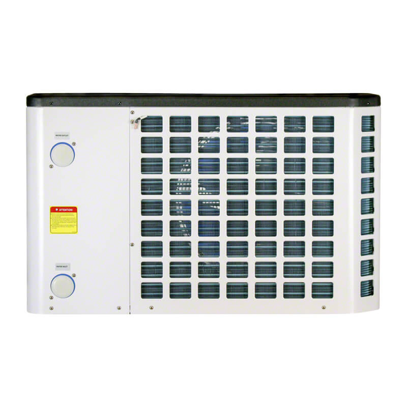 EvoHeat Fusion Pool and Spa Heat Pump Rear