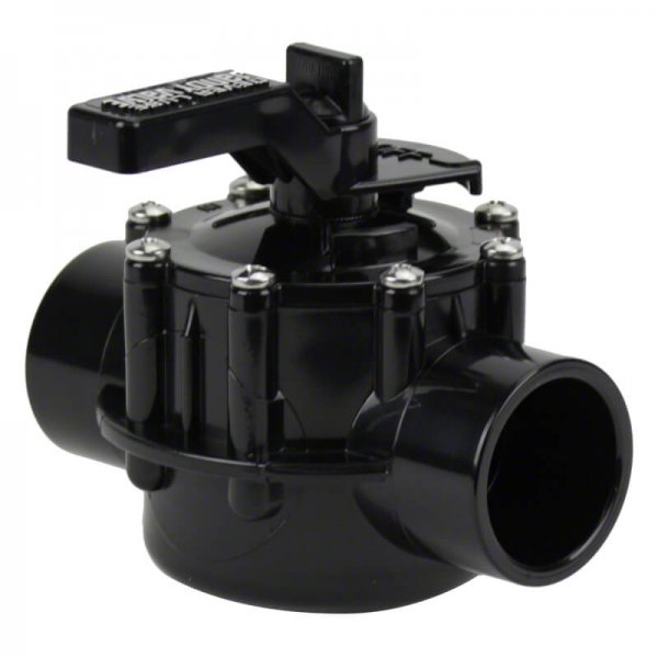 Jandy Never Lube 2 Way Valve Front Side