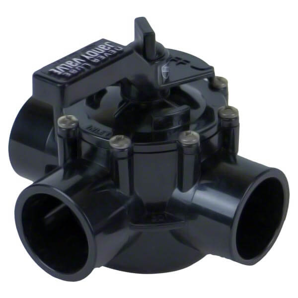 Jandy Never Lube 3 Way Valve Pool