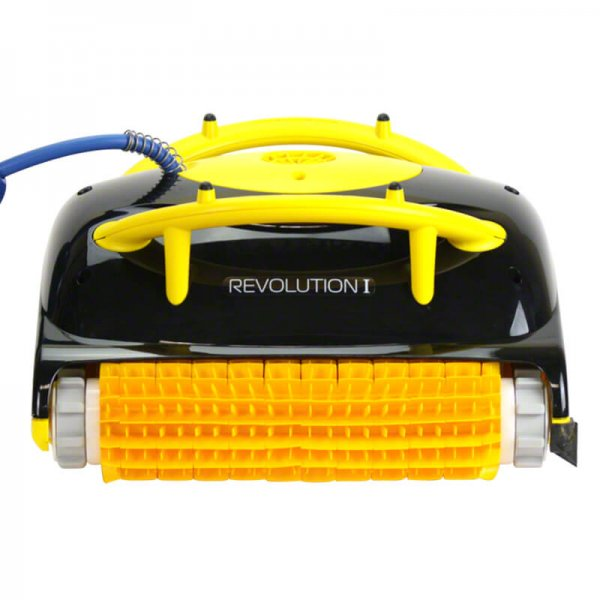 Maytronics Dolphin Revolution 1 Robotic Pool Cleaner Front