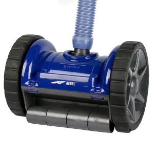 Onga Pentair Rebel Pool Cleaner Front View