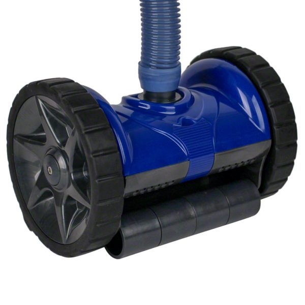 Pentair Rebel Suction Pool Cleaner 371693AC Back
