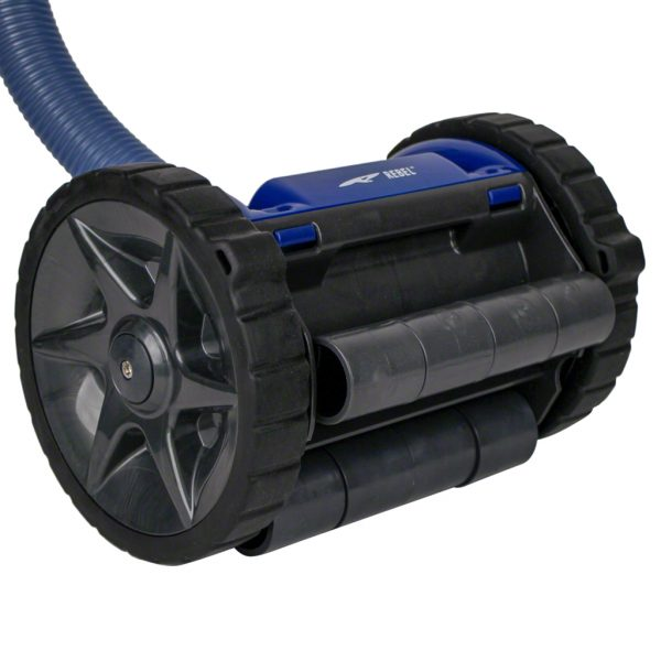 Pentair Rebel Suction Pool Cleaner 371693AC Bottom Angle