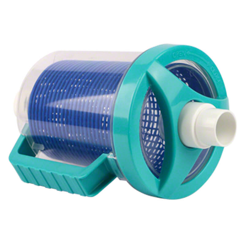 Inline Floating Leaf Canister For Pool Cleaner Hoses Poolequip