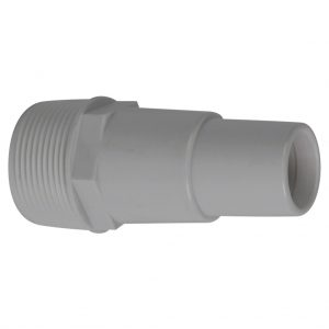 Pool Hose PVC Threaded Adaptor Backwash FHA328