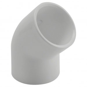 Pool PVC Fitting 45 Degree Elbow