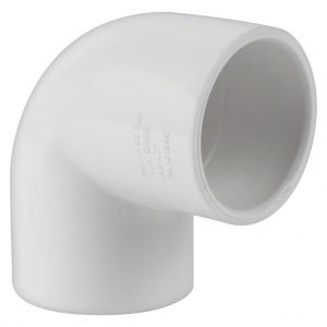 Pool PVC Pipe Fitting 90 Elbow 40mm 121340