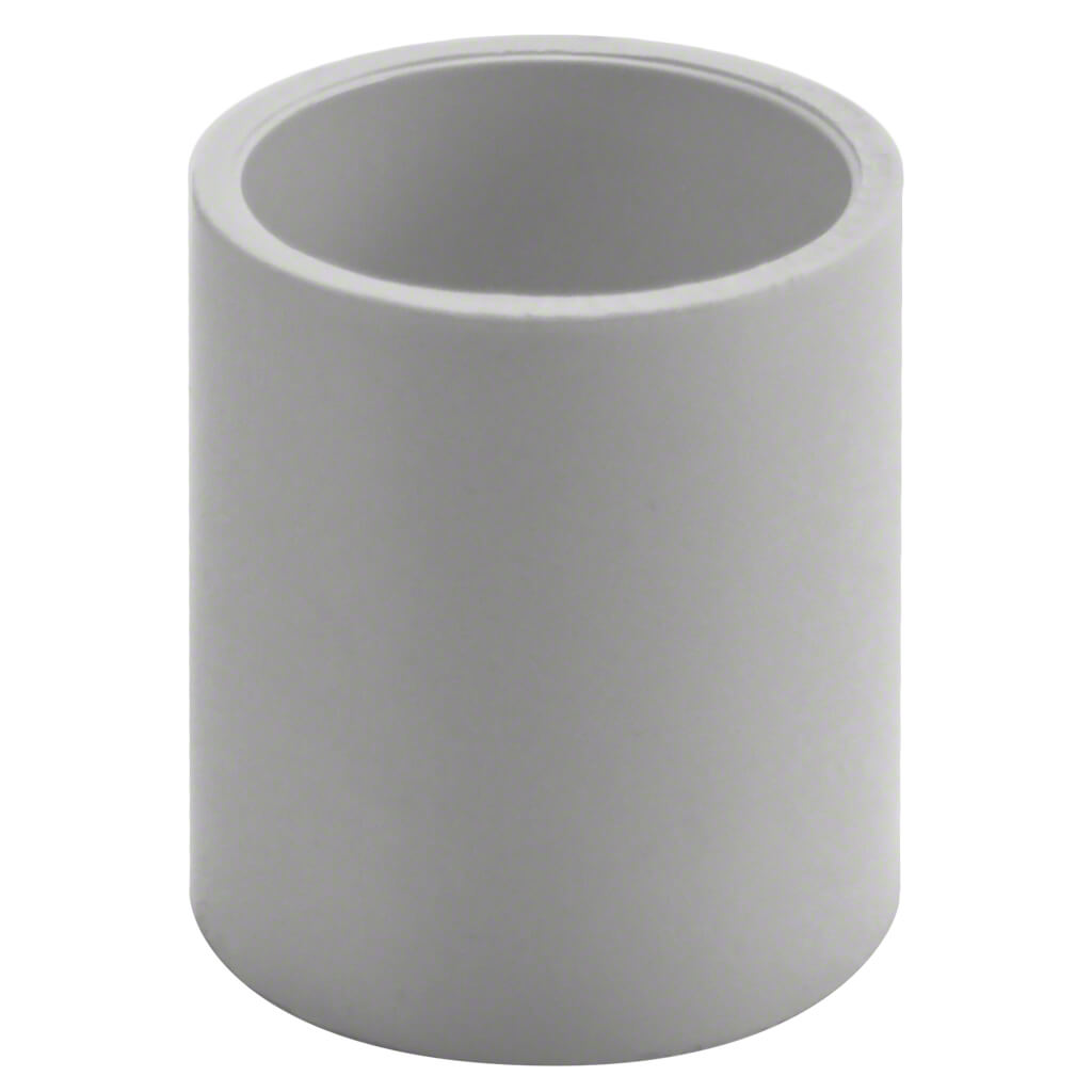 Pool Pvc Pipe Fitting Coupling Straight 40mm Poolequip