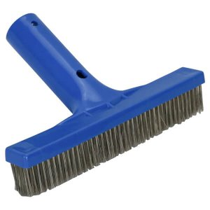 Pool Stainless Steel Brush Broom