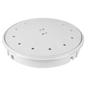Poolrite Deck Lid Kit White Round W1489