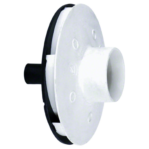 Poolrite SQI 500 Pump Impeller Front Side White