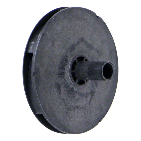 Poolrite SQI 600 Pump Impeller Back Black