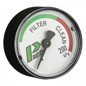 Poolrite Sand Filter Pool Pressure Gauge Angle