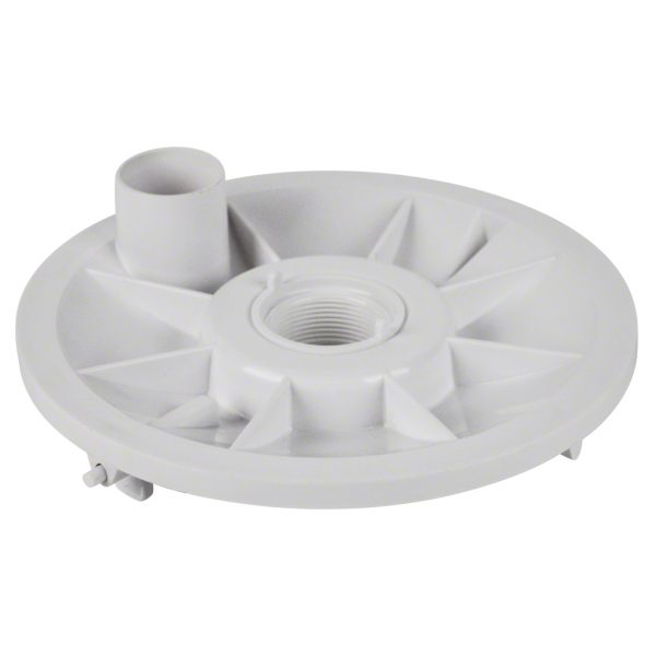 Quiptron 5315100 Vac Plate Pool Skimmer Bottom