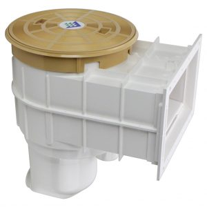 Quiptron Pool Skimmer Box 5315000