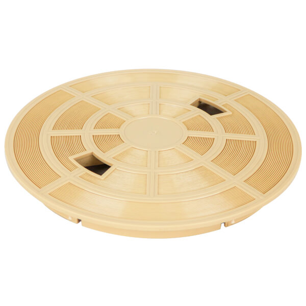 SKB950 Pool Skimmer Box Deck Lid Beige