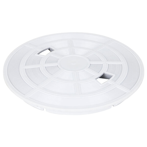 SKB950 Pool Skimmer Box Deck Lid White