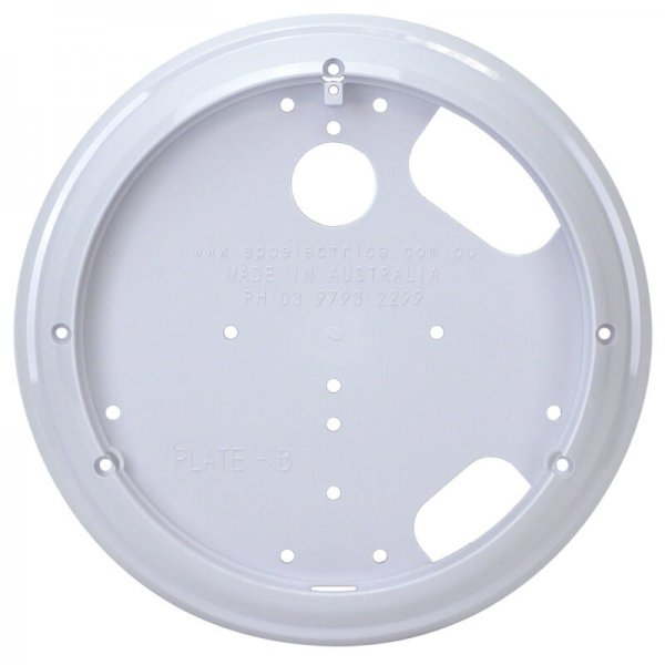 Spa Electrics GKRX Retro LED Pool Light Bracket Plate B