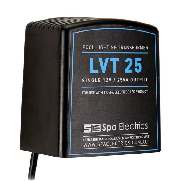 Spa Electrics LVT 25 Pool Light Transformer
