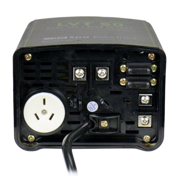 Spa Electrics LVT50 Transformer Bottom
