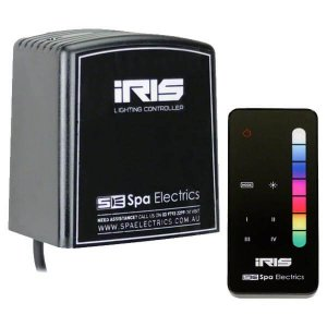Spa Electrics Pool Light IRIS RM-3 inc Remote Control