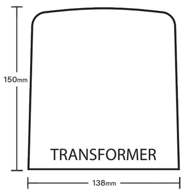 Spa Electrics Transformer Dimensions