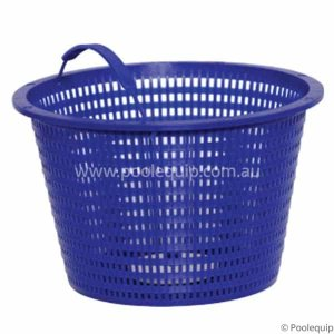 Waterco S75 Nally Blue Skimmer Basket Poolequip