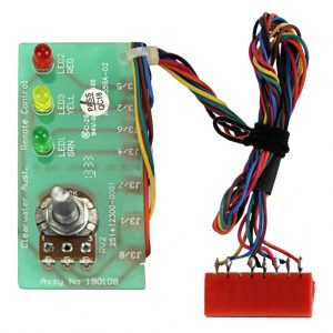 Zodiac Clearwater C Series Chlorinator Output Control Dial PCB Circuit Board W191181