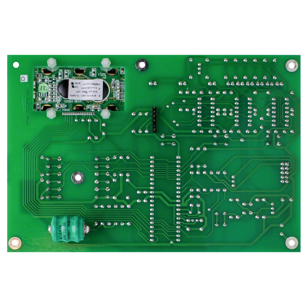 Zodiac Clearwater Lm Lm Control Pcb Circuit Board Genuine W Back on Zodiac Pool Plumbing Diagram