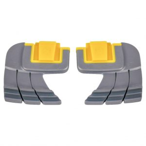Zodiac Cyclonic Scrubber Brush A0358800 Pair